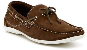 Rush by Gordon Rush Tie Leather Boat Shoe