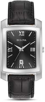 Bulova Modern Rectangle Watch, 31mm
