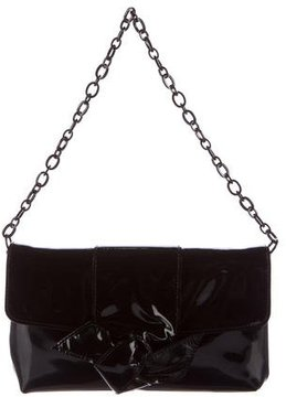 Furla Patent Leather Shoulder Bag