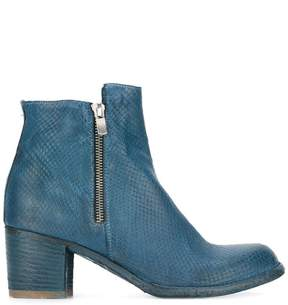 Officine Creative Varda ankle boots