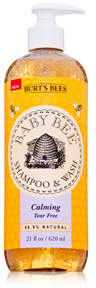 Burt's Bees Baby Bee Calming Shampoo and Wash