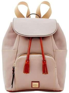 Dooney & Bourke Large Murphy Pebble Leather Backpack