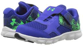 Under Armour Kids UA BINF Thrill RN AC Boys Shoes