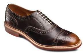 Allen Edmonds Strandmok Leather Brogued Oxfords