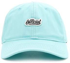 Forever 21 Official Logo Patch Graphic Cap
