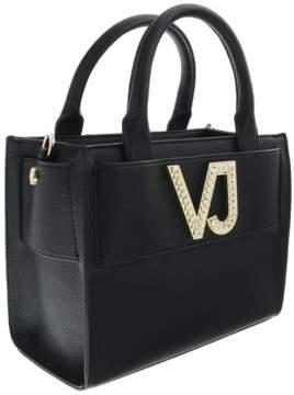 Versace EE1VRBBC8 Black Satchel