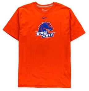Nike Mens Boise State Graphic T-Shirt Orange M