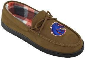 NCAA Men's Boise State Broncos Microsuede Moccasins