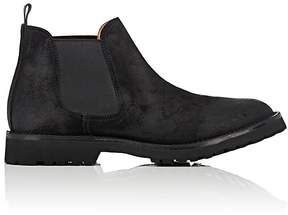 Buttero Men's Oiled Suede Chelsea Boots