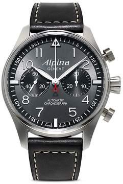Alpina Startimer Pilot Chronograph Watch, 44mm