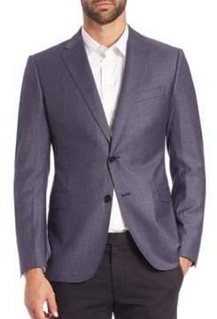 Armani Collezioni Small Check Sportcoat