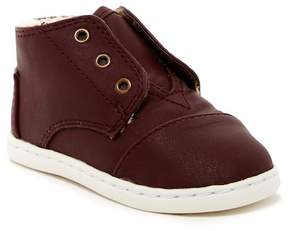 Toms Paseo Mid Faux Fur Lined Shoe (Baby, Toddler, & Little Kid)