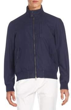 Gant Regular-Fit Cotton Bomber Jacket