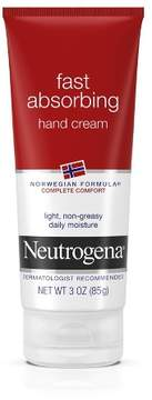 Neutrogena® Norwegian Formula® Fast Absorbing Hand Cream - 3 Oz