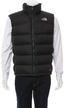 The North Face Down Filled Zip-Up Vest