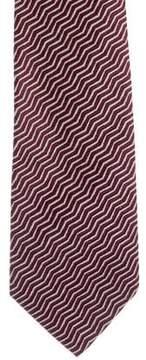 Charvet Silk & Camel Hair-Blend Tie w/ Tags