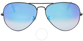 Ray-Ban Aviator Blue Gradient Mirror Sunglasses RB3025 002/4O