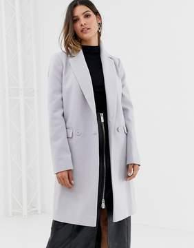 Grey Breasted Coat