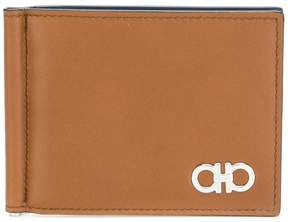 Salvatore Ferragamo double Gancio bi-fold wallet
