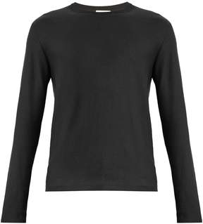 Lemaire Long-sleeved cotton-blend sweater