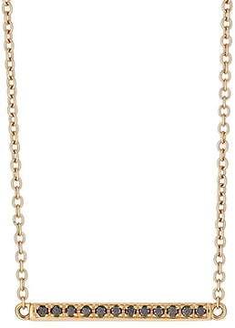 Black Diamond Roberto Marroni Women's Short Line Necklace