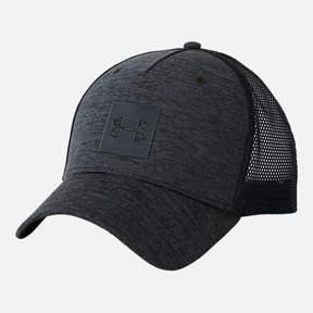 Under Armour Men's Closer Trucker Snapback Hat