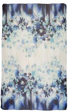Max Mara Women's Rimmel Printed Silk Scarf