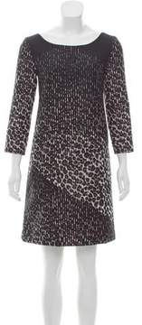 Creatures of the Wind Patterned Mini Dress