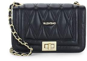 Mario Valentino Valentino by Women's Beatrizd Leather Crossbody Bag
