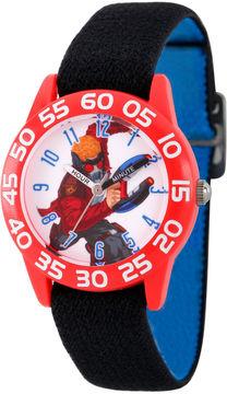 Marvel Guardian Of The Galaxy Boys Black Strap Watch-Wma000137