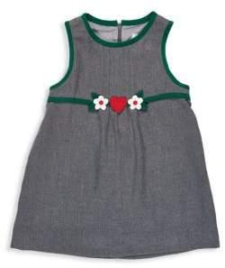 Florence Eiseman Toddler's & Little Girl's Hearts & Craft Dress