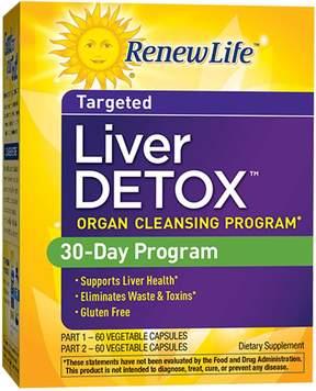 Liver Detox Kit by Renew Life Inc.