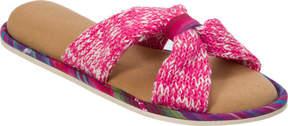 Dearfoams Summer Knit Open Toe Slipper (Women's)