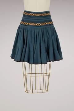 Etoile Isabel Marant Cotton Breeda skirt