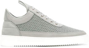 Filling Pieces low ripple mesh sneakers