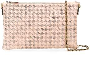 Bottega Veneta intrecciato snake effect bag