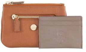 Lodis Women's Business Chic Rfid Bev Card Key Coin Wallet.
