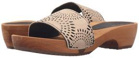 Sanita Dine Round Flex Sandal
