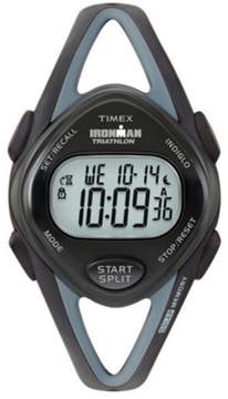 Timex Ladies T5K039 Ironman 50-Lap Sleek Digital Resin Strap Watch