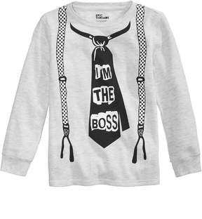 Epic Threads The Boss Graphic-Print Thermal, Little Boys (4-7), Created for Macy's