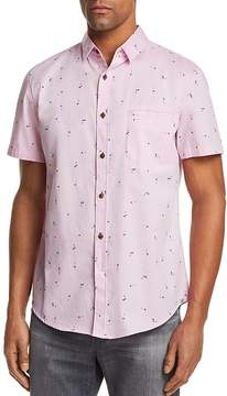 Sovereign Code Pismo Short Sleeve Button-Down Shirt - 100% Exclusive