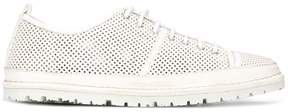 Marsèll perforated detail sneakers