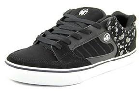 DVS Shoe Company Militia Ct Round Toe Leather Skate Shoe.