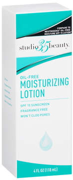 Studio 35 Oil-Free Moisturizing Facial Lotion SPF 15