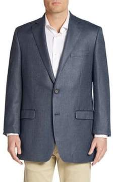 Lauren Ralph Lauren Regular-Fit Silk & Wool Sportcoat