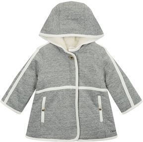 Chloé Faux Fur Lined Coat (6 Months - 18 Months)