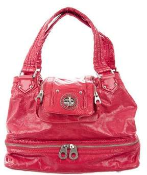 Marc by Marc Jacobs Patent Leather Tote - RED - STYLE