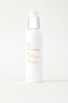 Dr. Dennis Gross Skincare All-in-one Cleanser With Toner, 180ml - Colorless