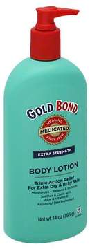 Gold Bond Medicated Body Lotion