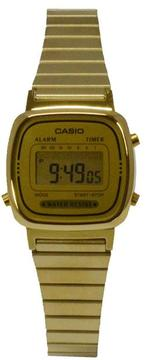 Casio LA-670WG-9D Women's Digital Watch